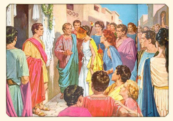 FEMMES DE LA BIBLE N.T. >  DRUSILLE