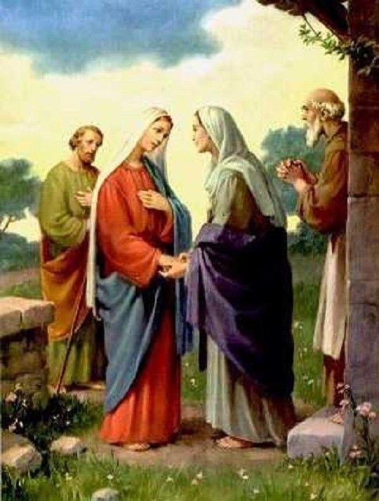 FEMMES DE LA BIBLE >  ELISABETH
