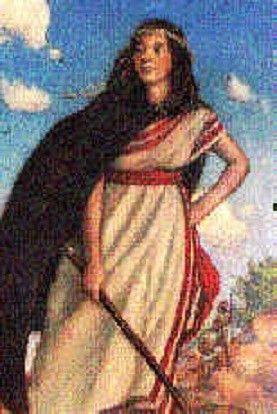 FEMMES DE LA BIBLE >  DEBORA * JUGE ET PROPHETESSE