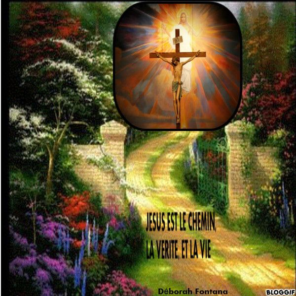JESUS EST LE CHEMIN