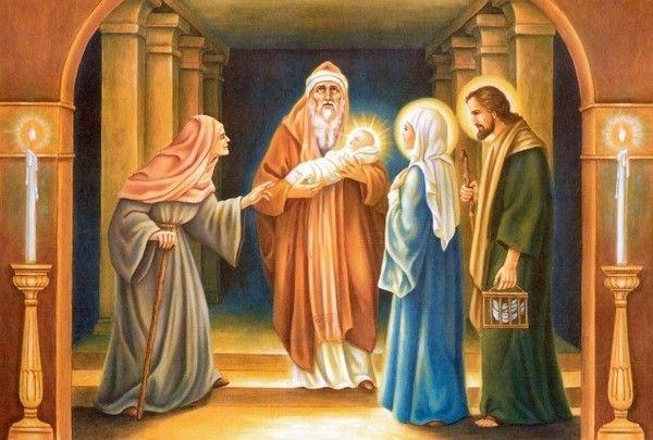 FEMMES DE LA BIBLE N.T. > ANNE LA PROPHETESSE